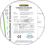 TUV MEDICAL CE, ISO, CFDA CERTIFICATED
