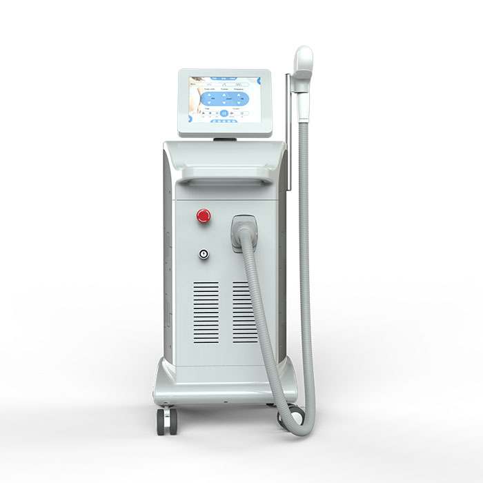 Triple-Wave Diode Laser Hair Removal Machine 02